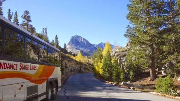 Sierra Club Bus Trips