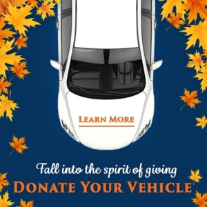 Fall into the spirit of giving. Donate Your Vehicle to the Sierra Club Foundation