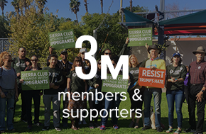 3 Million Members & Supporters