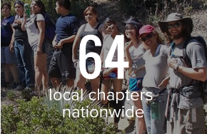 64 Local Chapters Nationawide
