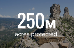 250 Million Acres Protected