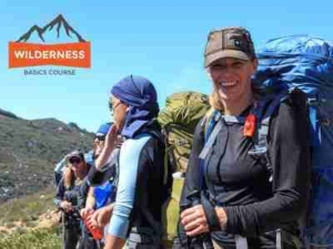 Wilderness Basics Course San Diego